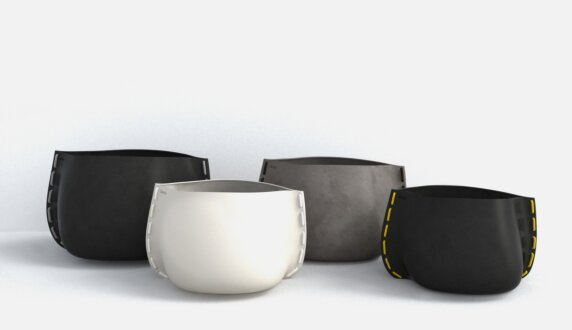Stitch Plant Pot Collection - Stitch 50 Plant Pot by Blinde Design