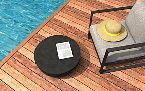Poolside - Circ L2 Coffee Table by Blinde Design