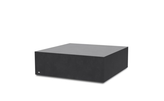 Bloc L4 Coffee Table - Graphite by Blinde Design