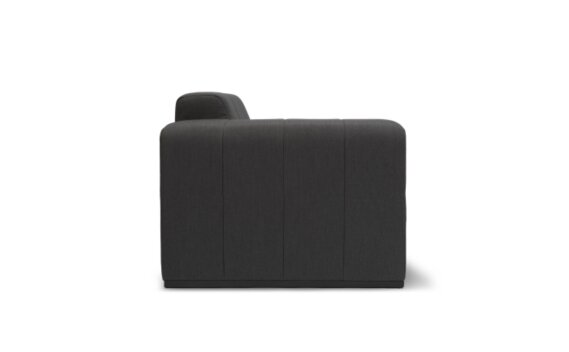 Connect L50 Modular Sofa - Sooty by Blinde Design