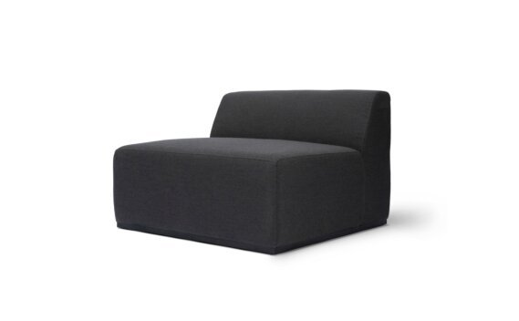Relax S37 Modular Sofa - Sooty by Blinde Design