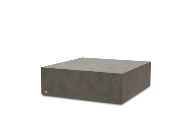 Bloc L4 Coffee Table - Ethanol / Natural by Blinde Design