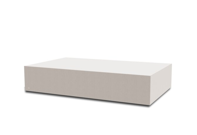 Bloc L5 Coffee Table - Bone by Blinde Design