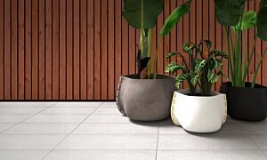Stitch 25 Planter - In-Situ Image by Blinde Design