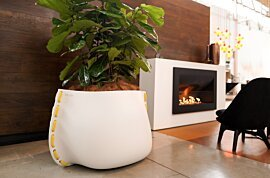 Stitch 125 Planter - In-Situ Image by Blinde Design