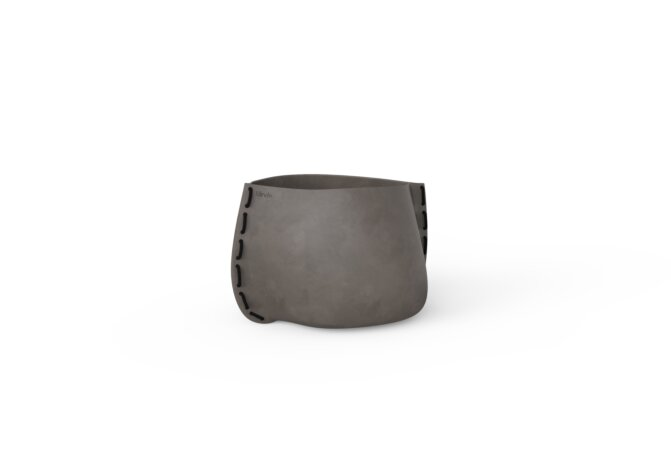 Stitch 25 Planter - Ethanol / Natural / Black by Blinde Design