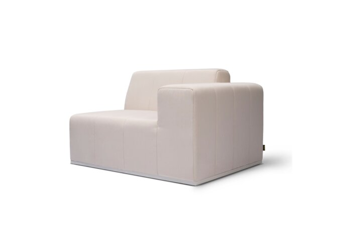 Connect R50 Modular Sofa - Canvas by Blinde Design