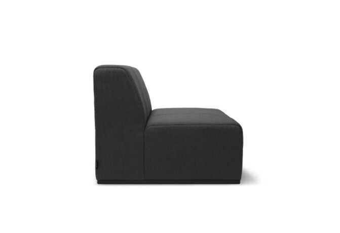 Connect S37 Modular Sofa - Sooty by Blinde Design