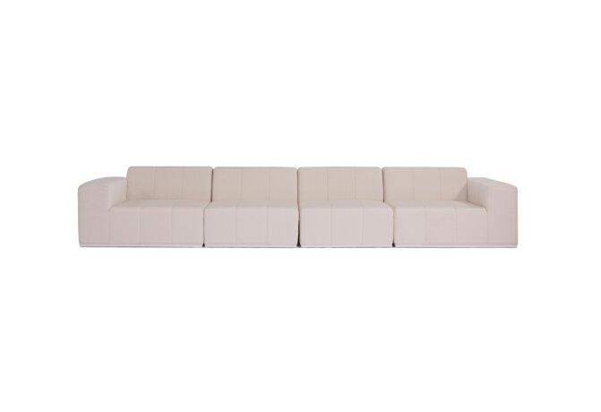 Connect Modular 4 Sofa Modular Sofa - Canvas by Blinde Design