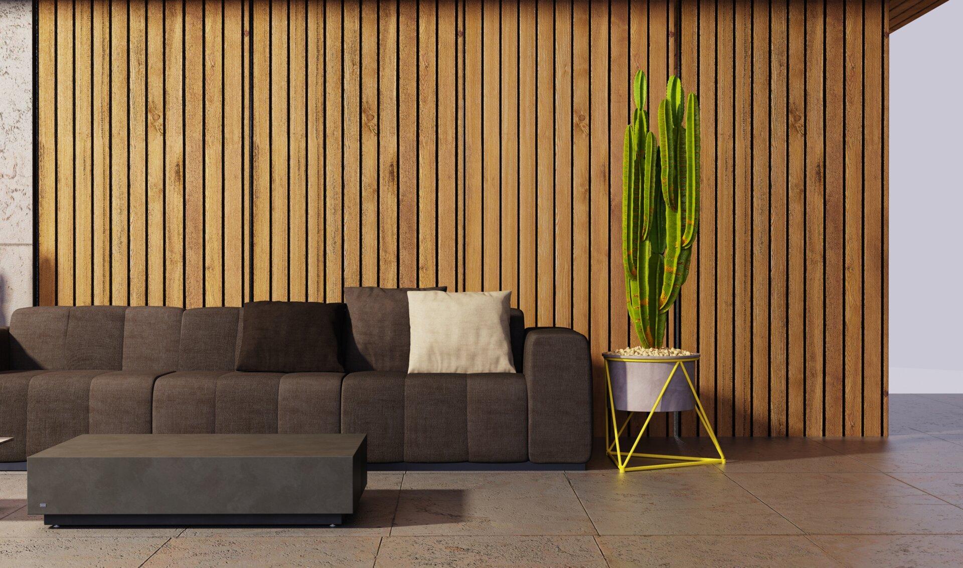Model: Cushions S20 © Digital Render