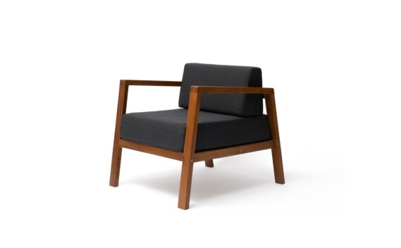 Sit A28 Chair - Sooty by Blinde Design